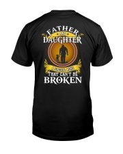 FATHER AND DAUGHTER A SPECIAL BOND Classic T-Shirt back