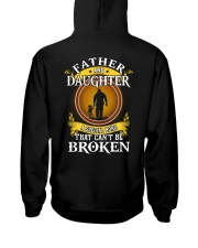 FATHER AND DAUGHTER A SPECIAL BOND Hooded Sweatshirt tile