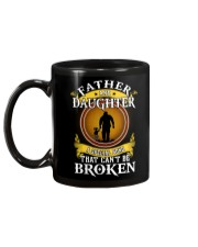 FATHER AND DAUGHTER A SPECIAL BOND Mug tile
