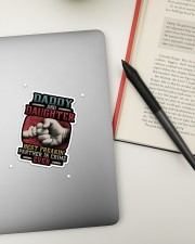 1 DAY LEFT - GET YOURS NOW Sticker - Single (Vertical) aos-sticker-single-vertical-lifestyle-front-18