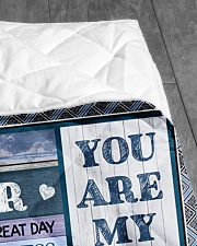 "1 DAY LEFT - GET YOURS NOW Quilt 60""x70"" - Twin aos-quilt-60x70-lifestyle-closeup-front-07"