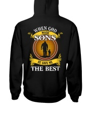 HE GAVE ME THE BEST - PERFECT GIFT FOR DAD Hooded Sweatshirt tile