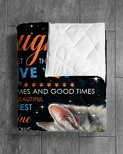 """1 DAY LEFT - GET YOURS NOW Quilt 60""""x70"""" - Twin aos-quilt-60x70-lifestyle-closeup-front-04"""