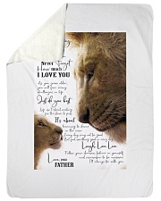 """1 DAY LEFT - GET YOURS NOW Large Sherpa Fleece Blanket - 60"""" x 80"""" thumbnail"""