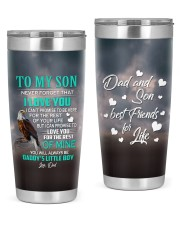 I LOVE YOU - GREAT GIFT FOR SON 20oz Tumbler front