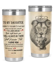 JUST REMEMBER THAT I LOVE YOU 20oz Tumbler front