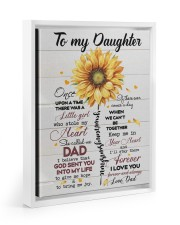 I LOVE YOU FOREVER AND ALWAYS 11x14 White Floating Framed Canvas Prints thumbnail