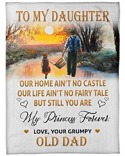 """1 DAY LEFT - GET YOURS NOW Large Fleece Blanket - 60"""" x 80"""" front"""