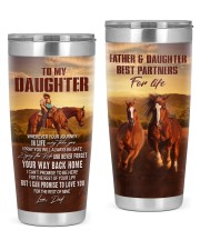 YOUR WAY BACK HOME - BEST GIFT FOR DAUGHTER 20oz Tumbler front
