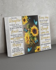 FOLLOW YOUR DREAMS - BEST GIFT FOR DAUGHTER 14x11 Gallery Wrapped Canvas Prints aos-canvas-pgw-14x11-lifestyle-front-15