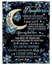 YOU ARE MY SUNSHINE - LOVELY GIFT FOR DAUGHTER Fleece Blanket tile