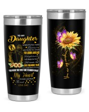 I WILL ALWAYS BE THERE 20oz Tumbler front