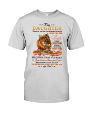 THIS OLD LION  - BEST GIFT FOR DAUGHTER Premium Fit Mens Tee tile