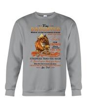THIS OLD LION  - BEST GIFT FOR DAUGHTER Crewneck Sweatshirt tile