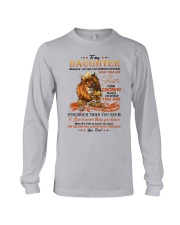 THIS OLD LION  - BEST GIFT FOR DAUGHTER Long Sleeve Tee tile