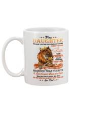 THIS OLD LION  - BEST GIFT FOR DAUGHTER Mug back