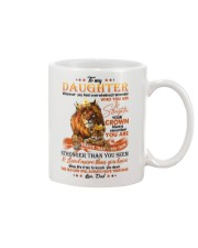THIS OLD LION  - BEST GIFT FOR DAUGHTER Mug front