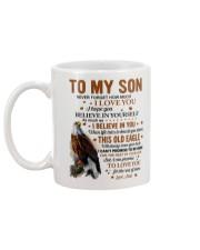I BELIEVE IN YOU - LOVELY GIFT FOR SON Mug back