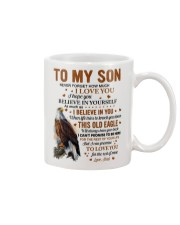 I BELIEVE IN YOU - LOVELY GIFT FOR SON Mug front