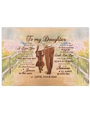 BELIEVE IN YOURSELF - LOVELY GIFT FOR DAUGHTER 17x11 Poster thumbnail