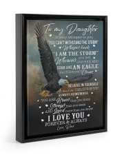 I LOVE FOREVER AND ALWAYS 11x14 Black Floating Framed Canvas Prints thumbnail