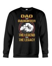 THE LEGEND - BEST GIFT FOR DAUGHTER Crewneck Sweatshirt tile