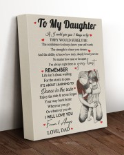 I WILL LOVE YOU FOREVER - GREAT GIFT FOR DAUGHTER 11x14 Gallery Wrapped Canvas Prints aos-canvas-pgw-11x14-lifestyle-front-17