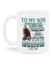I LOVE YOU - AMAZING GIFT FOR SON Mug back