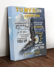 ALWAYS REMEMBER HOW MUCH I LOVE YOU 11x14 Gallery Wrapped Canvas Prints aos-canvas-pgw-11x14-lifestyle-front-17