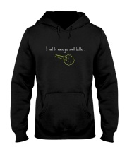 I FART TO MAKE YOU SMELL BETTER BLK Hooded Sweatshirt thumbnail