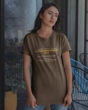 GUITAR WORKSHOP 2019 Classic T-Shirt apparel-classic-tshirt-lifestyle-08
