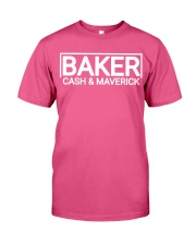 cash and maverick baker Premium Fit Mens Tee thumbnail