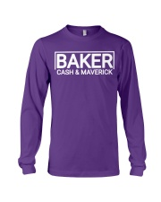 cash and maverick baker Long Sleeve Tee thumbnail