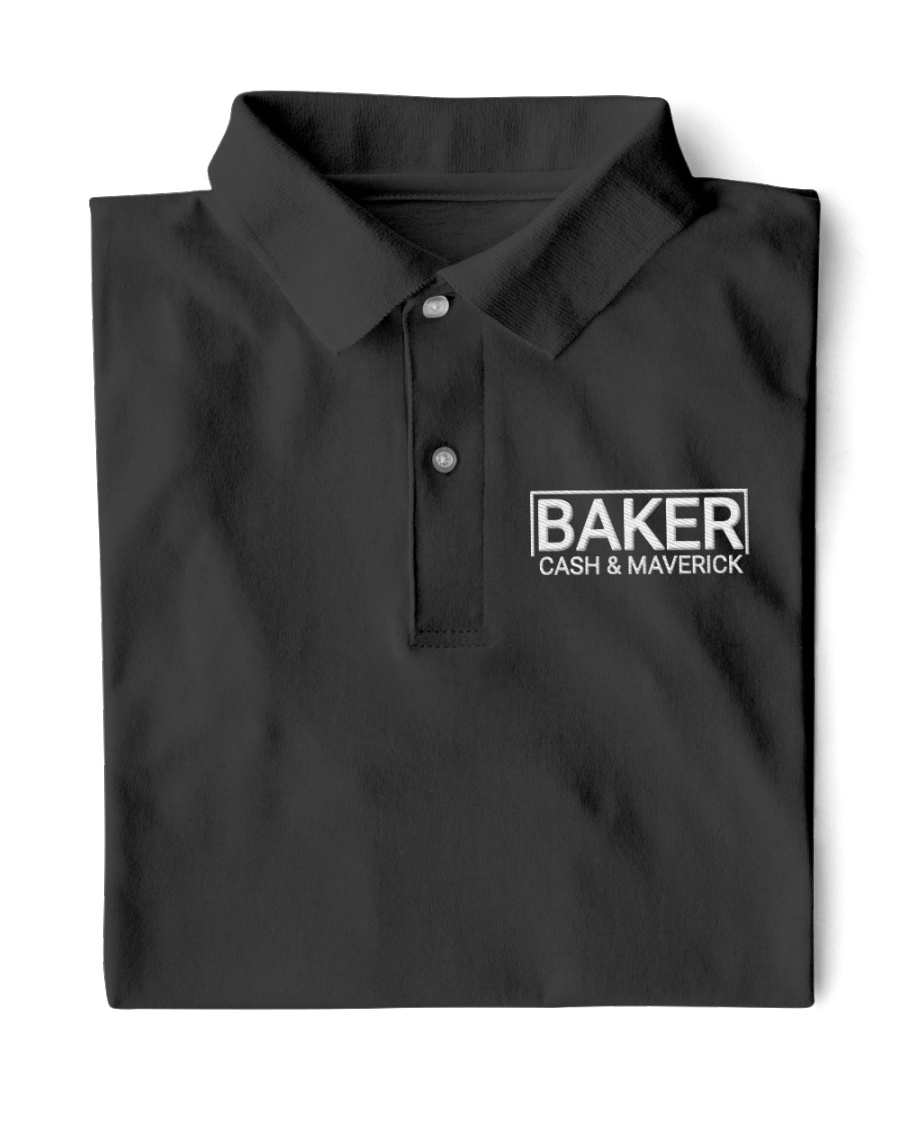 cash and maverick baker Classic Polo