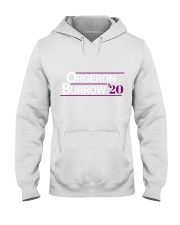 Orgeron Burrow 2020  Hooded Sweatshirt tile