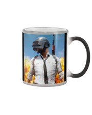 PUBG Phone Case 2 Color Changing Mug tile