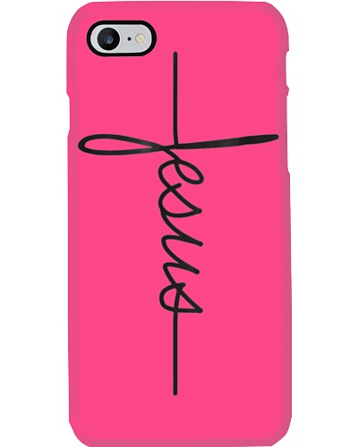 Jesus Phone Case 1