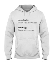 Human Ingredients Hooded Sweatshirt tile