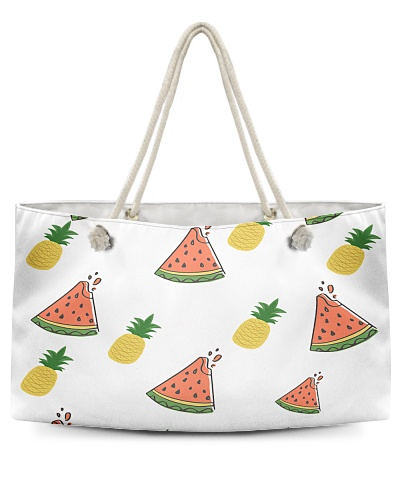 Freash Watermelons and Pineapples