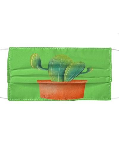 Cactus Cloth Face Mask