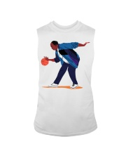 Stanley From The Office Sleeveless Tee thumbnail