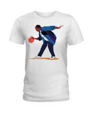 Stanley From The Office Ladies T-Shirt thumbnail