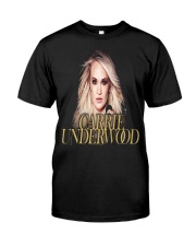 carrie underwood Classic T-Shirt front