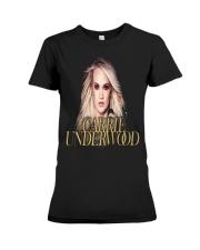 carrie underwood Premium Fit Ladies Tee thumbnail