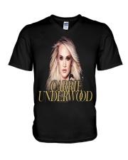 carrie underwood V-Neck T-Shirt thumbnail