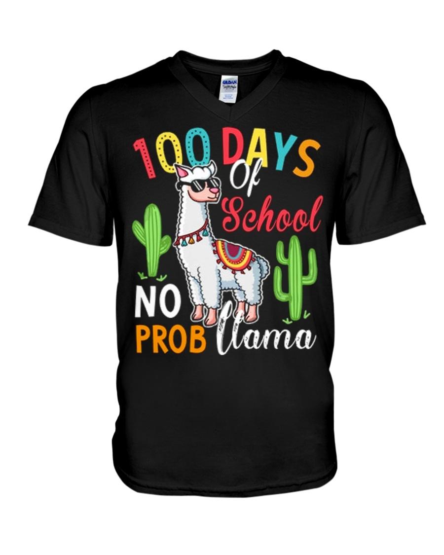 teacher shirt V-Neck T-Shirt