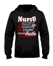 nurse shirt Hooded Sweatshirt thumbnail