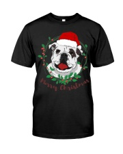 bulldog shirt Classic T-Shirt thumbnail