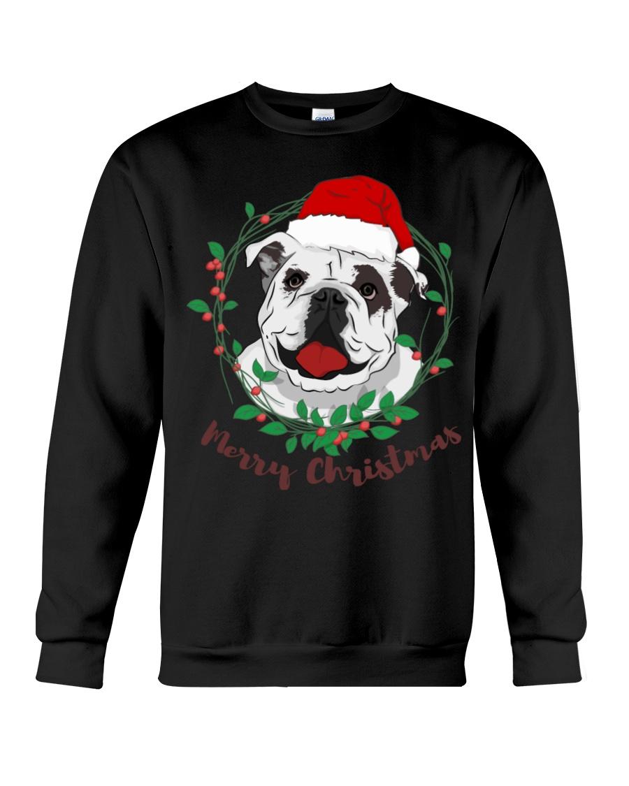 bulldog shirt Crewneck Sweatshirt