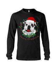 bulldog shirt Long Sleeve Tee thumbnail
